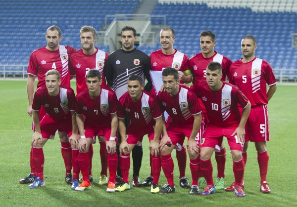 Gibraltar podría disputar la Euro 2016/ J. P. Yáñez