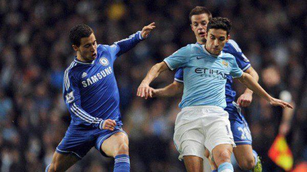 Jesús Navas se ha adaptado a la perfección a la Premier League/ Clint Hughes