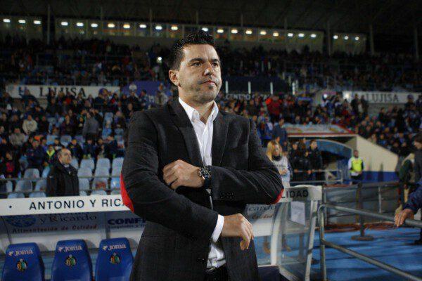 Cosmin Contra, el nuevo encargado de la escuadra azulina/ Chema Rey