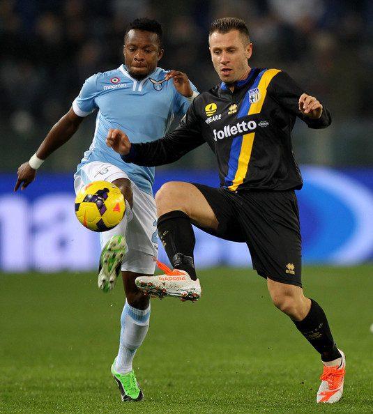Cassano es la referencia del actual Parma/ Getty Images
