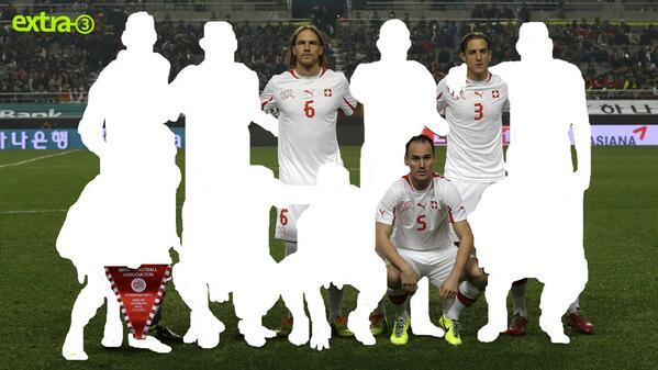 Once de Suiza sin la presencia de futbolistas de origen foráneo/ Extra 3