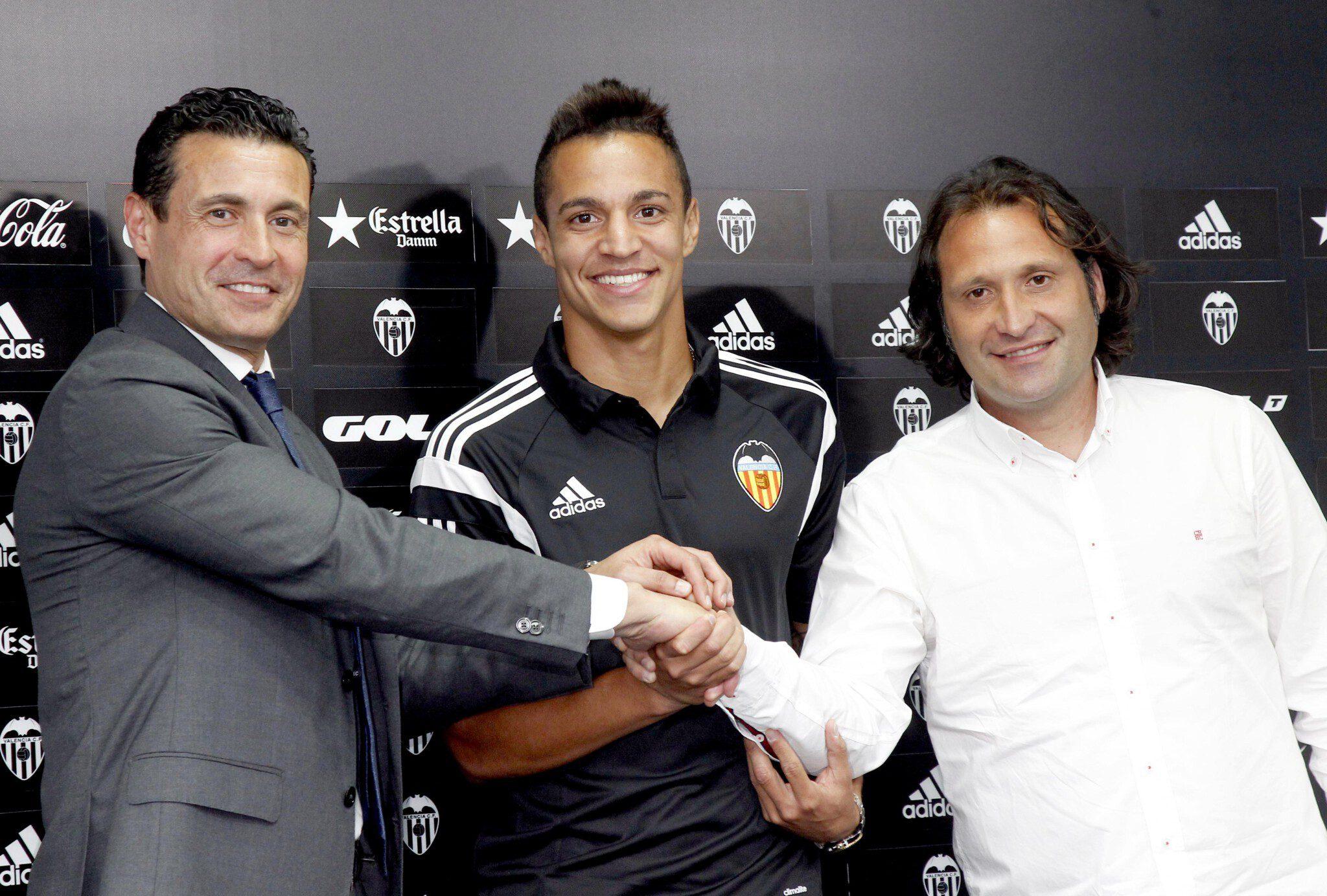 Las nuevas incorporaciones valencianista tienen el sello Lim-Mendes/ José Antonio Sanz