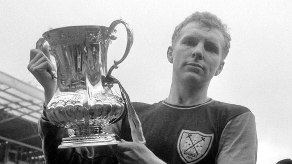 Bobby Moore, leyenda del West Ham y de Inglaterra, tuvo su lado oscuro/ PA