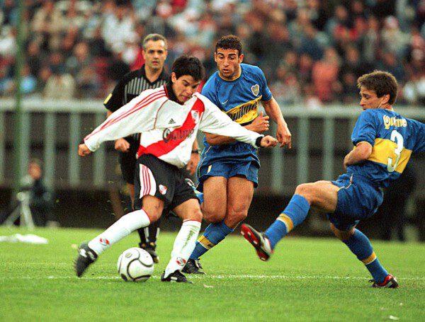 River Plate y Boca Juniors grandes poseedores de hitos en el fútbol argentino/ El Gráfico