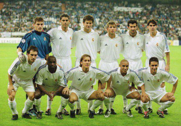 El Real Madrid del recién aterrizado Figo, uno de los atractivos de ese Mundial de Clubes que no fue/ Allsports