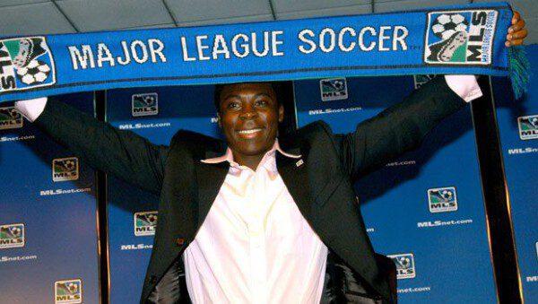Número uno del Draft de la MLS con tan solo catorce años en 2004, hoy día Freddy Adu ha tocado fondo/ MLS