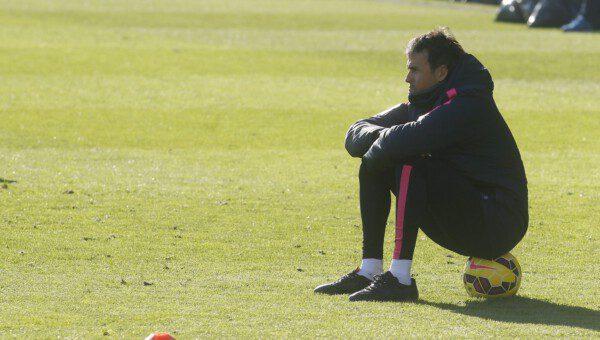 Luis Enrique se encontró solo ante su decisión de abrir expediente a Messi/ Francesc Adelantado