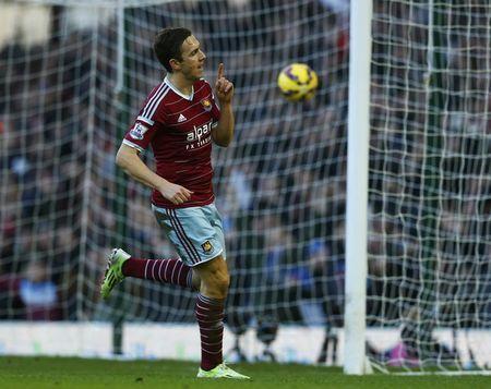 El West Ham United de Stewart Downing, está en un gran momento/ AP