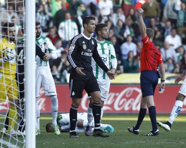 La sanción a Cristiano Ronaldo es demasiado comprensiva/ Iñigo Hidalgo