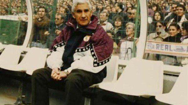Arsenio Iglesias no pudo enmendar la situación en 1996/ Recoletos