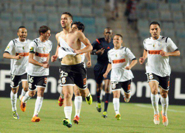 EL Sétif fue el campeón de la liga más equilibrada/ AFP