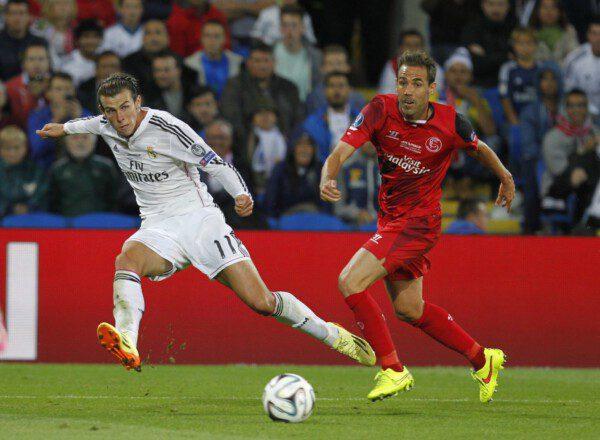 Sevilla y Real Madrid protagonizaron el segundo duelo español en la Supercopa de Europa/ Ramòn Navarro