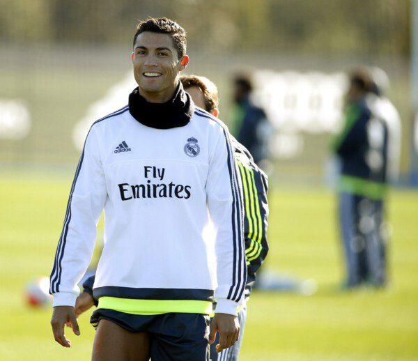 Cristiano Ronaldo sería el buque insignia del equipo formado por futbolistas representados por Jorge Mendes/ Chema Rey