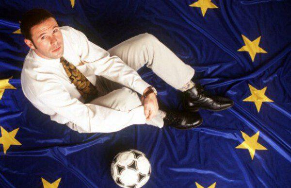 Jean.Marc Bosman, el hombre que cambió el fútbol/ AFP