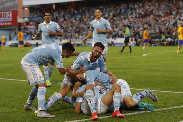 El Celta está siendo la revelación momentánea de esta Liga/ Marta Vázquez