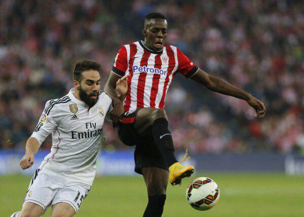 El vasco-ghanés Iñaki Williams, un comodín ofensivo para Valverde/ Pablo García