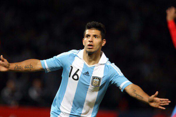 Sergio Agüero ya es una referencia mundial a nivel de clubes y selección/ Gustavo Ortiz