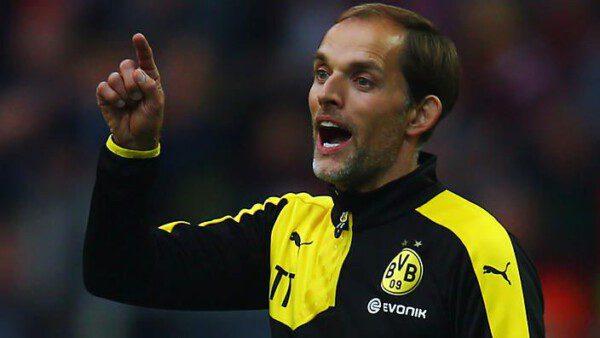 Thomas Tüchel ha dado una nueva impronta al Borussia Dortmund/ Reuters
