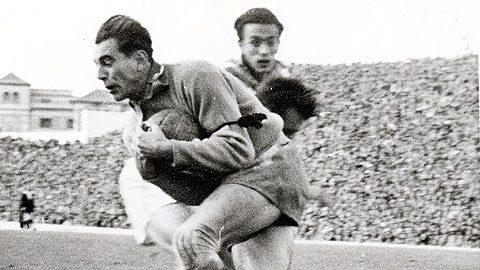 Zamora fue uno de los primeros once componentes de la selección española, con la que ganó una plata olímpica/ COI