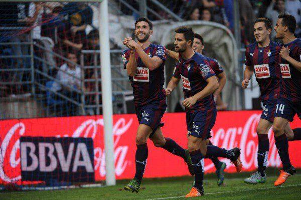 El Eibar vuelve a ser el equipo revelación de la primera vuelta/ Félix Morquecho.