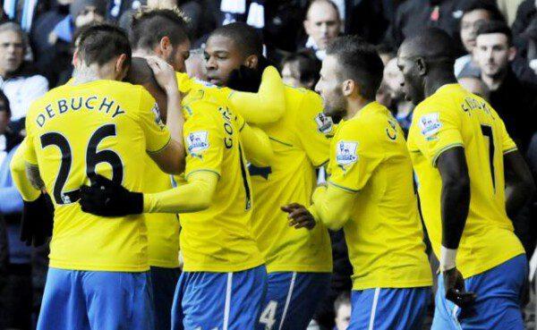 Si hay un equipo extranjero ligado a Francia, ese es el Newcastle dada su colonia de jugadores galos/ L'Equipe