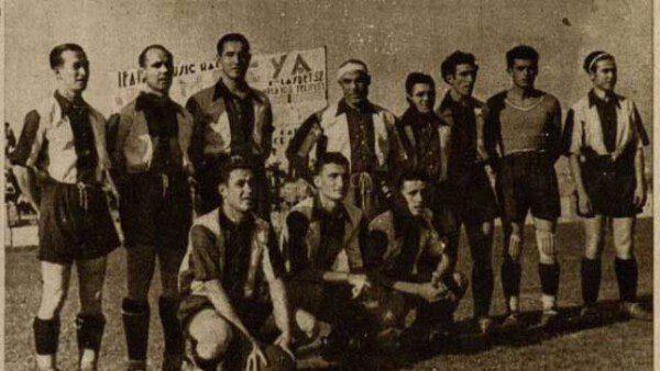 El Levante reclama que se considere oficial la Copa de la República que ganó en plena Guerra Civil/ LUD