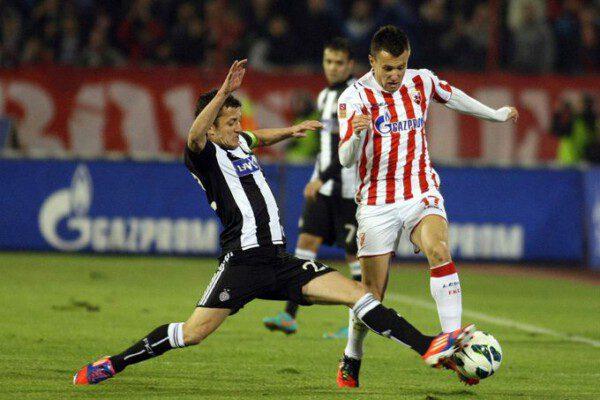 El Estrella Roja y el Partizan protagonizan uno de los mayores derbis del Planeta Fútbol/ Tanjug