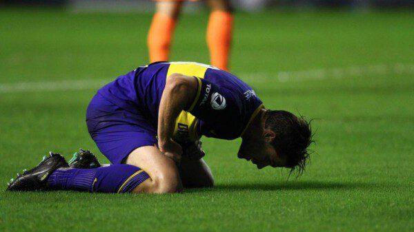 Fernando Gago sólo conoce lesiones en su actual etapa futbolística/ PF