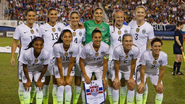 Varias jugadoras estadounidenses han demandado a su Federación por discriminación salarial / AP
