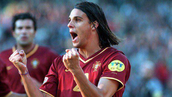 Nuno Gomes siempre ha aparecido en las grandes citas/ EFE